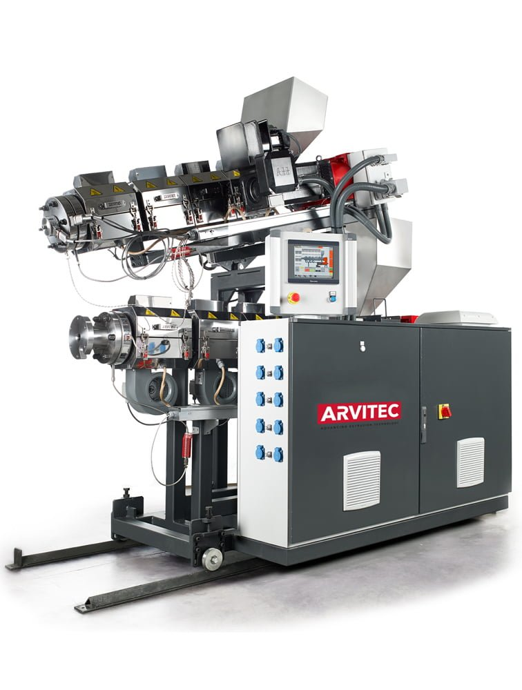 arvitec extruder machine