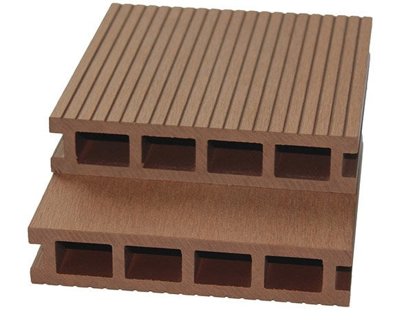 extruded decking