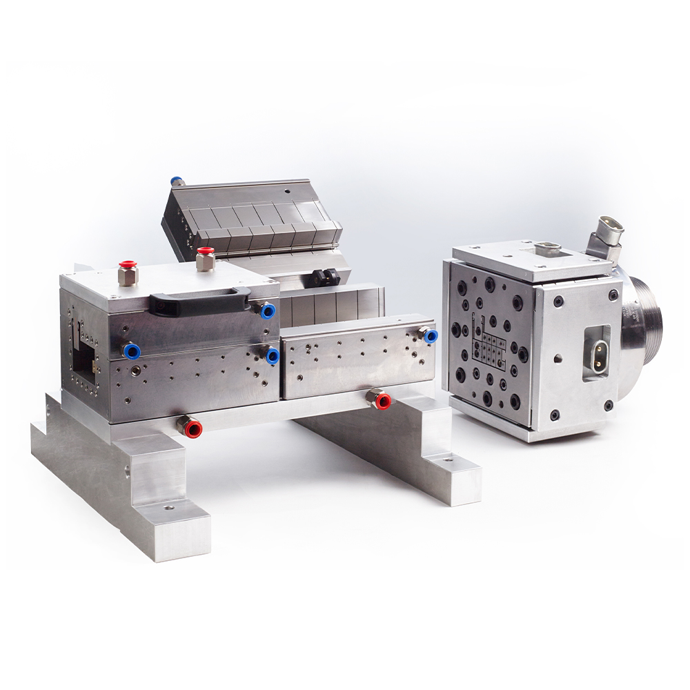 ingeniería hileras y calibradores extrusión
